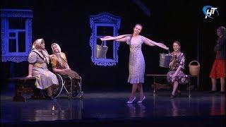 Театр безграничных возможностей «Жест» представил премьеру спектакля «Невыдуманные истории»