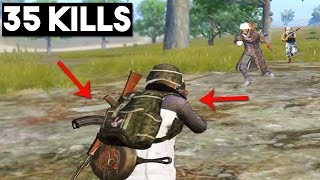 This WEAPON COMBO Gave Me 8 WINS IN A ROW! | 35 KILLS Duo vs SQUAD | PUBG Mobile 🐼