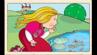 Cuento: El sapo y la princesa