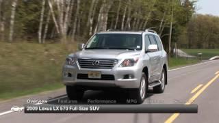 2009 Lexus LX 570 Used Car Report