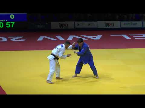 Yanislav Gerchev final EJU Euro judo champ 2018