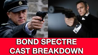 SPECTRE - Blofeld, Christoph Waltz, Andrew Scott, Daniel Craig & More Reviewed!