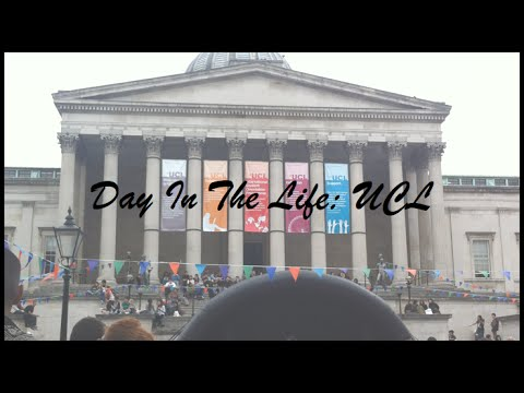 Day in the Life   UCL