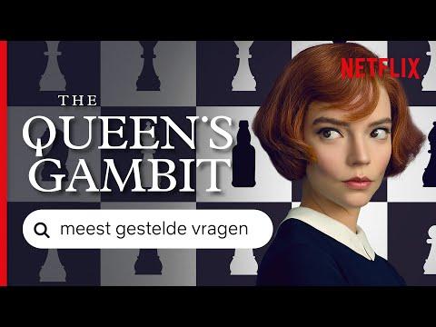 De feiten achter The Queen's Gambit