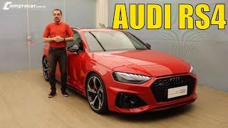 Avaliação: Audi RS4 2021