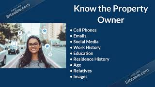 RealCloud Prospecting Software - Know the Property and Owner