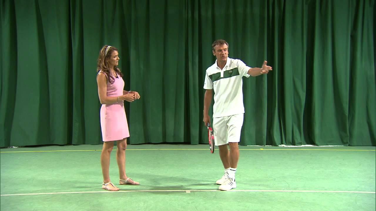 Coaching Corner: Rafael Nadal's forehand #Nadal