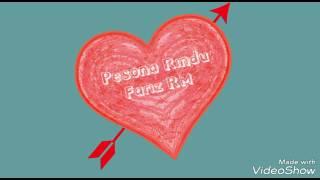 Pesona Rindu by Fariz RM (rie)
