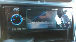 JVC KD AVX2 DVD-audio 5.1(24/96) MLP