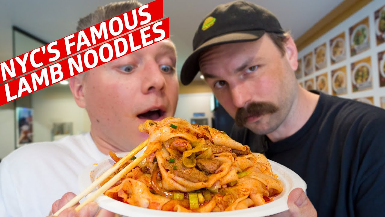 The Secrets Behind New York's Most Famous Spicy Noodle Dish — Prime Time thumbnail