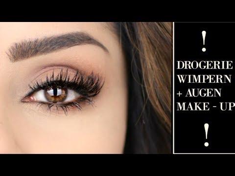 NEU! Drogerie Augen Make-Up + Drogerie Wimpern I  tamtambeauty  UdPp*