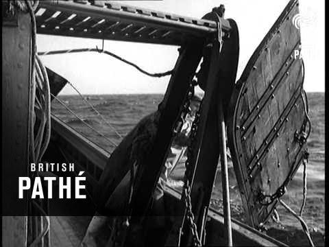Trawling  (1940-1949)