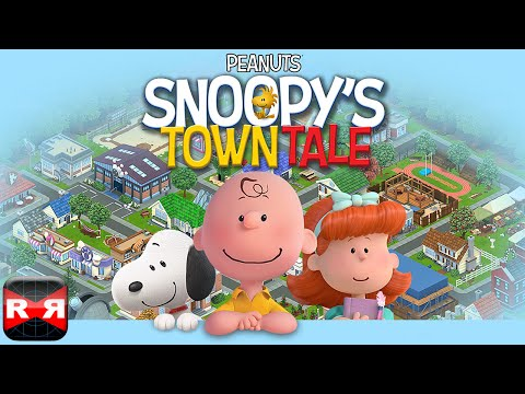 Peanuts: Snoopy's Town Tale (By Activision Publishing) - iOS Gameplay Video