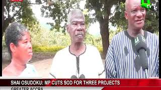 Shai Osudoku: Mp Cut Sod For 3 Projects