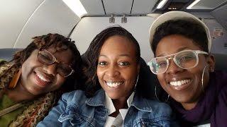 Ft Lauderdale Vlog #1: Flying with Spirit to Florida