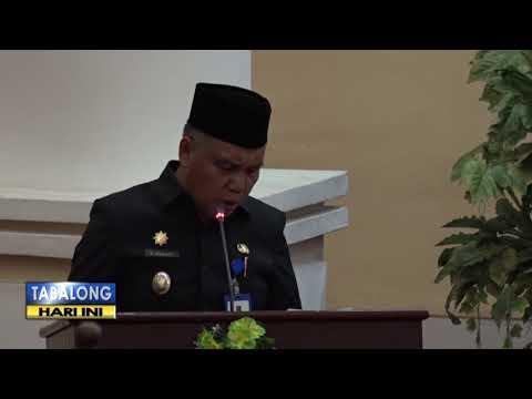 Wabup Mawardi Sampaikan 7 Raperda Ke DPRD