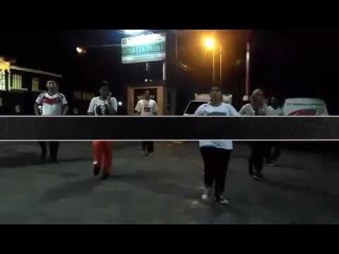 Rosalia Express Surabaya : Senam oii!!