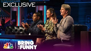 The Judges: Voting Is Like Trying to Pick Your Favorite Child - Bring The Funny (Digital Exclusive)