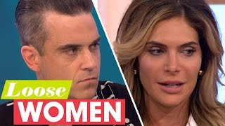 Robbie And Ayda Reveal They Nearly Lost Each Other | Loose Women