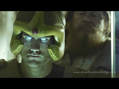 Search/Destroy: A Strontium Dog Fan Film
