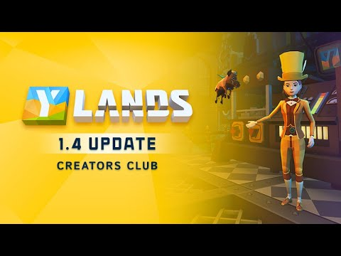 Ylands Creators Club Trailer
