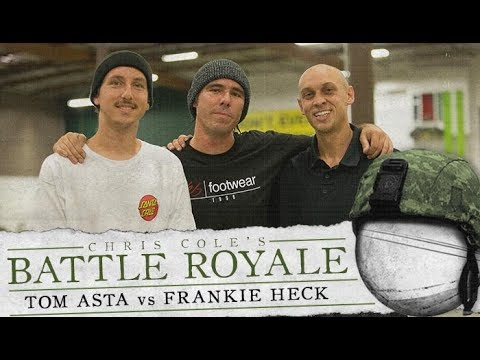 Tom Asta & Frankie Heck - Battle Royale