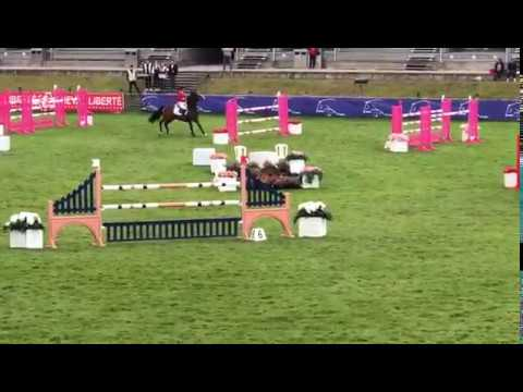 Jade S Nation Cup Fontainebleau round 1