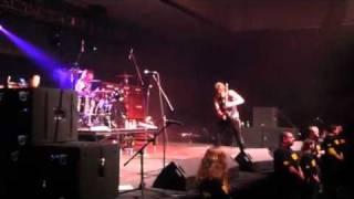 Too High to Fly Dokken live Anchorage Alaska 3/4/11