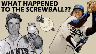 Why We Don't See This Physics Defying Pitch Anymore - The Mythical Screwball
