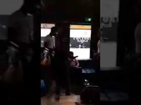 Juillet 2018 Artiste Ohmondieusalva tournage clip COMO TE LLAMAS  présence de Christopher GHENDA sur Coach Fitness