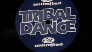 2 Unlimited - Tribal Dance 12'' (Extended Rap Mix) USA 1993