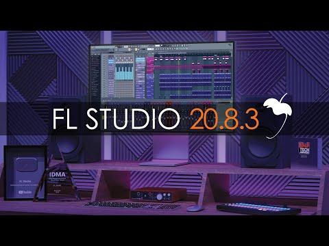 FL STUDIO 20.8.3   What's New?