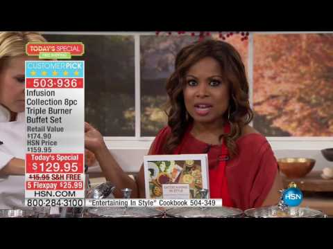 HSN | Holiday Cooking & Entertaining 10.31.2016 - 04 PM