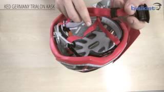 KED Trailon Bisiklet Kaskı (Bike Helmet) İnceleme Tanıtım Videosu