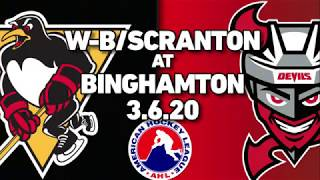 Penguins vs. Devils | Mar. 6, 2020