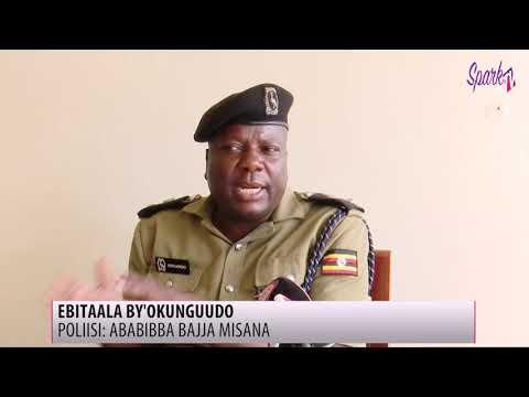 Okusinziira ku Poliisi ababba ebitaala by'okunguudo bajja misana