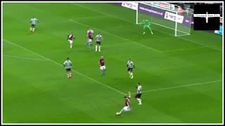 Analysing the goals   Newcastle United 0-3 West Ham United
