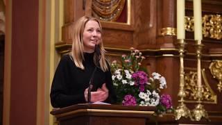 Być świadkiem miłosierdzia w wielkim mieście - Katarzyna Olubińska