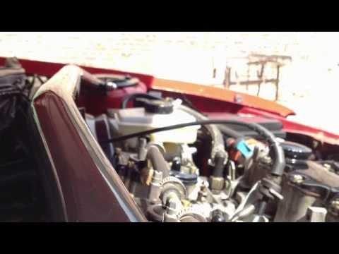 Wie den Motorblock die Kaskade mit 80 auf 92 Benzin zu ändern