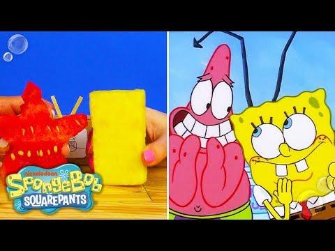 Crazy SpongeBob IRL Recreations Pt. 2! 🍍 #TBT