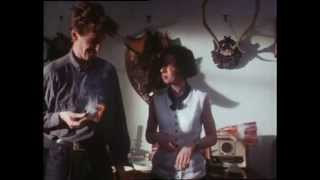 dance scene from Soft Top Hard Shoulder starring Peter Capaldi