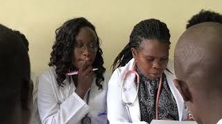 VLOG: Werkbezoek ziekenhuis Kenia