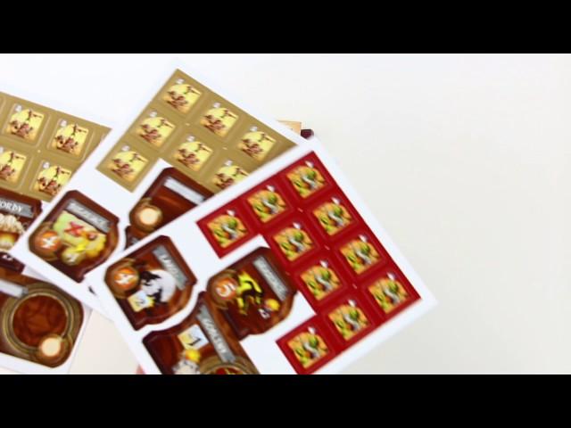 Gry planszowe uWookiego - YouTube - embed i5MQbvtGcxc