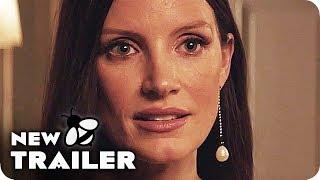 MOLLYS GAME Trailer Teaser (2017) Idris Elba, Jessica Chastain Movie