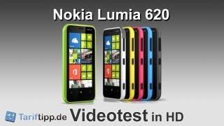 Nokia Lumia 620   Test in HD (deutsch)
