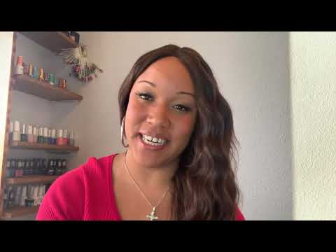 This is for beginner nail techs. Information about online courses