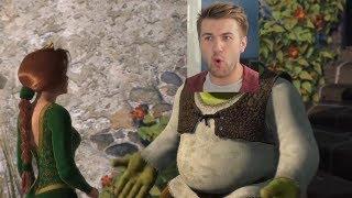Shrek Retold Scene 72 (Extended)