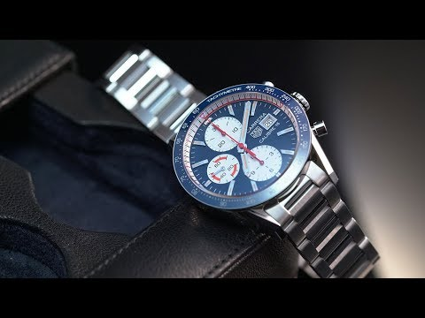 TAG HEUER –Top 5 new models from Baselworld 2018