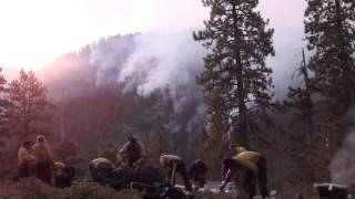 Arrowhead Hotshots 30 years on the fire line