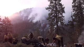 Arrowhead Hotshots 30 years on the fire line